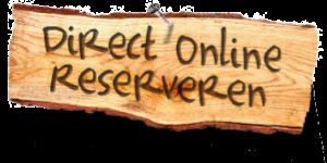 Reserveer direct online